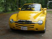 Chevrolet Ssr 25852 miles