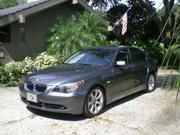 BMW 550 2007 BMW 5-Series 550i